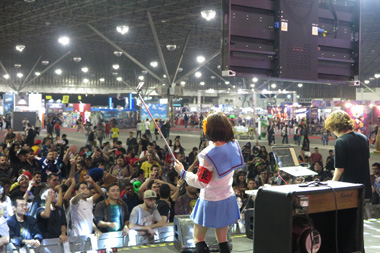 Anime Friends レポーター1